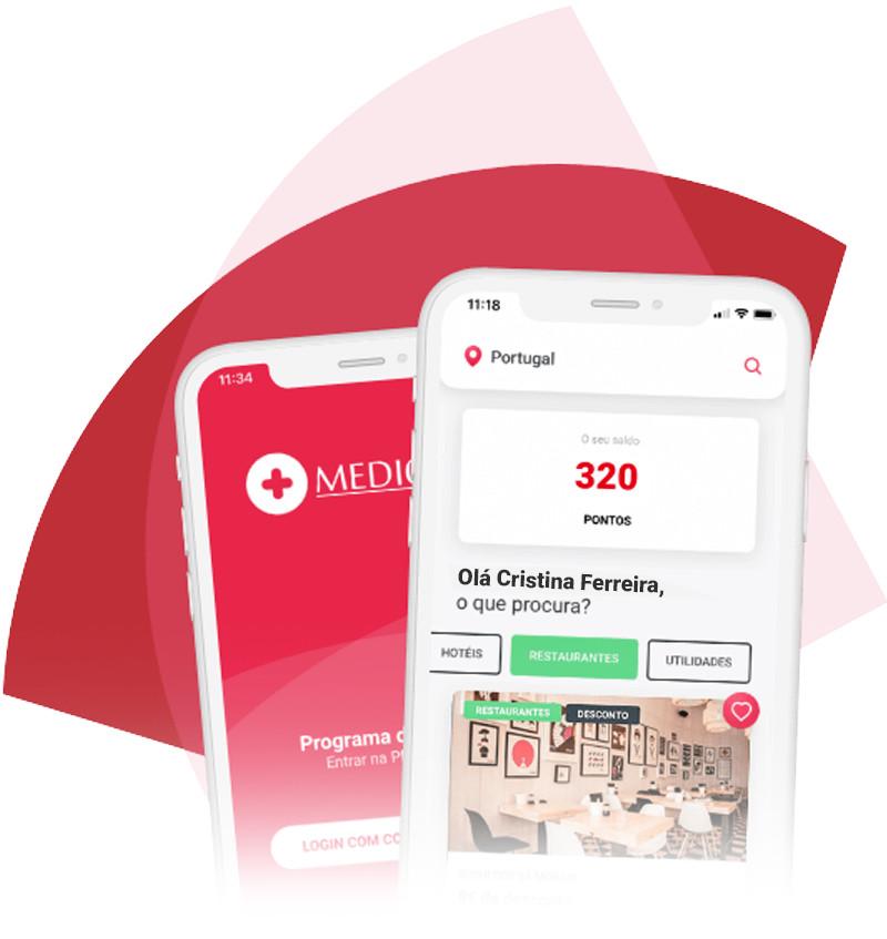 App Medicare Pontos