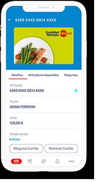 Exemplo App Euroticket
