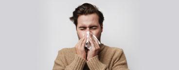 Cuidados a ter com a sinusite