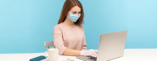Coronavirus: trabalhar fora de casa