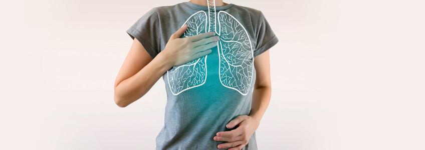 A bronquilite e uma infeção respiratória