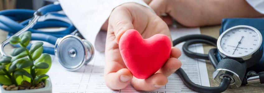 avaliar a saúde do coração